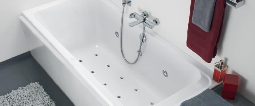 Компания Хогарт представляет специальные условия на гидромассажные ванны - Villeroy&Boch